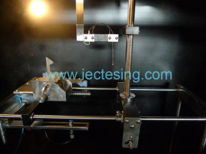 Needle-flame Tester Internal