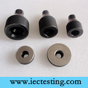 IEC60061-3 E lamp cap gauges