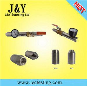 IPX5 and IPX6 Handheld Jet Nozzle, IPX5, IPX6 Jet Test Set