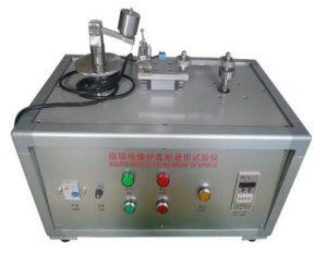 Plug Pins Insulation Sleeves Abrasion Resistance Test Machine