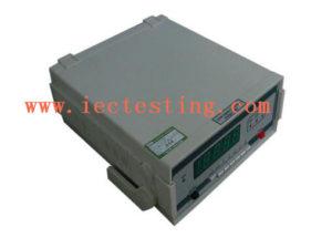 Precision IEC Test Equipment Digital DC Double Bridge For Low Resistance Resistors