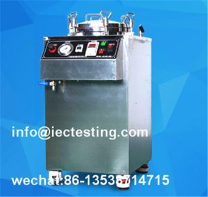IPX7/IPX8 Immersion and Water Tightness Pressure Tester