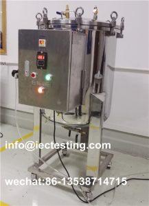 IPX8 Ingress Protection Test Equipment