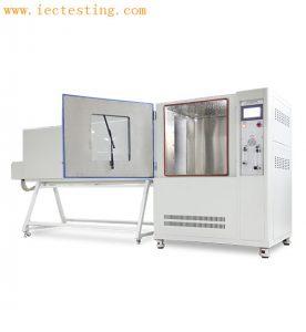 IPX5 & IPX6 Jet Water Test Device (Model:JY-IPX56C)