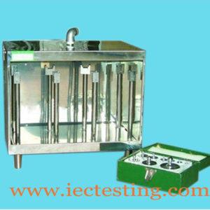 High temperature Indentation Device