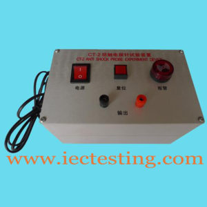Electrical Contact Indicator for Probe