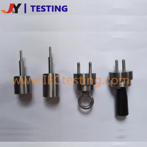 UNE 20315-1 plug and socket gauges