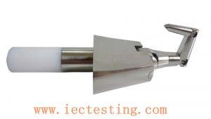 PA100A UL Articulated Probe with web stop UL474/UL507/UL1310