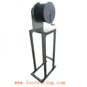 IEC60598-2-20 Test Device Suitable For Winding A Flexible Pipe