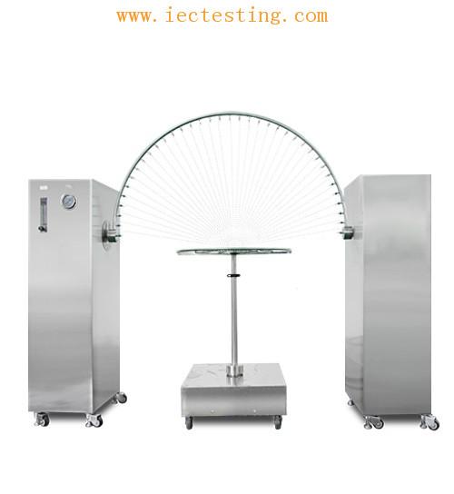 Working Principle Of IPX3/4 Grade Waterproof Test Equipment