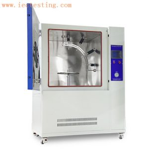 IPX9 IPX9K High-pressure and Steam-jet Test Chamber