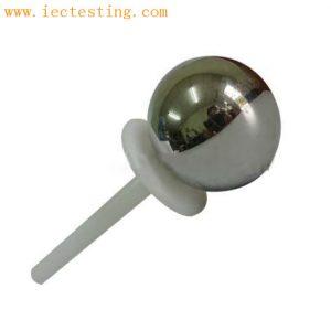IEC60529 IP1X 50mm Sphere Test Probe