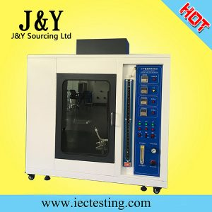 UL94 Horizontal and vertical flammability tester